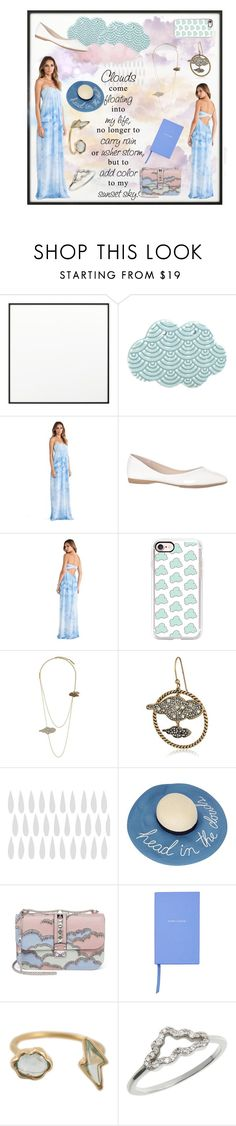 """""""Untitled #69"""" by tyler-mcvea ❤ liked on Polyvore featuring By Lassen, Alice + Olivia, Casetify, Marc Jacobs, Jill Malek, Eugenia Kim, Valentino, Smythson and Marie Hélène de Taillac"""