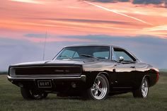 1968 Dodge Charger | 1968 Dodge Charger Stone Soup Project 2007 Picture