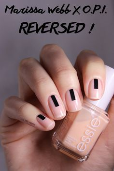 #NAFW2015 – Day 7 : Inspired by a Fall 2015 Fashion Week manicure !