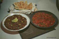 SAIKU: Zalouk  (ensalada de berenjena asada con salsa de ...
