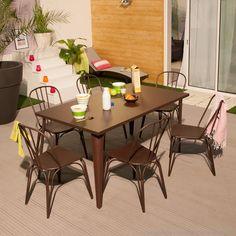 Salon de jardin bas 5 places PORTEFINO Ermanno G : canapé 3 places ...