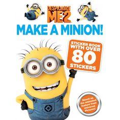 Make a Minion! Despicable Me 2