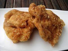 """Amikor úgy másfél éve ráakadtam egy új panírozási eljárásra a világhálón """" KFC Korean Fried Chicken """" elnevezéssel, már akkor úgy ..."""