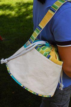 ikat bag: Make A Bag Chapter 11: Bucket Tote