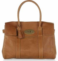 """This has always been and will always be the perfect bag. All I want for christmas is you """"Mulberry Bayswater, natural oak leather""""."""