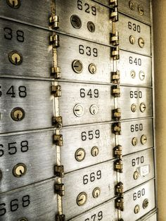 What should and shouldn't be put inside your safe-deposit box? And what are the…