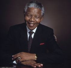 Nelson Mandela was a man who taught the world about dignity and how to rise above bitterness.