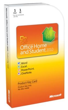 Microsoft Office 2010 gives you powerful new tools to express your ideas, solve problems, and connect with people.