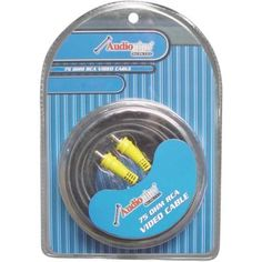Audiopipe Apv6 75 Ohm 6 Single Rca Video Cable by audiop. $3.45. Description:APV6: Corrosion Resistant Nickel Plating Flexible & Durable PVC Outer JacketMicro-Line Strand of BraidedOxygen Free CopperϏohm Coaxial Video CableLarge Rubber Grips