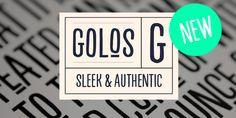 Golos - Webfont & Desktop font « MyFonts
