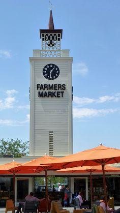Farmers Market. Los Angeles, CA