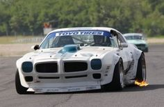 Pro Touring Pontiac Trans Am