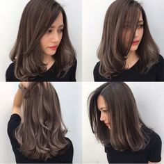 72 Best Beautiful Medium Hairstyles Design for Women in 2019 Page 59 of 70 Di. - - 72 Best Beautiful Medium Hairstyles Design for Women in 2019 Page 59 of 70 Diaror Diary Haircuts For Medium Hair, Medium Layered Haircuts, Medium Hair Cuts, Medium Hair Styles, Natural Hair Styles, Short Hair Styles, Balayage Hair, Hair Lengths, Dyed Hair