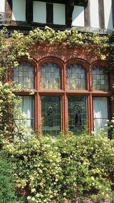 Wightwick Manor by Aref-Adib