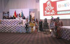 Bolivia4x4 estubo presente en la presentación oficial del Dakar 2014