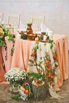 Свадьбы в розовом цвете | Украшение зала на свадьбу | 1705 Фото идеи | Страница…
