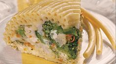 Vegetable Timbale - Long pasta (bucatini) - 300-400 gr. Cauliflower - 300-400 gr. Broccoli - 300-400 gr. Carrots - 1 pc. Onions - 1 pc. Parmesan or other cheese - 200-300 grams. Cream - 300-350 ml. Butter - 50-70 gr. Eggs - 3 pcs. parsley   Mushrooms cut. Fry …