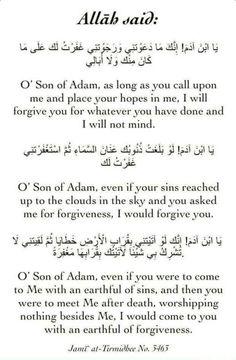 Forgiveness of Allaah. Don't despair.