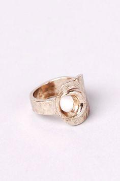 Erin Wasson Crescent Ring