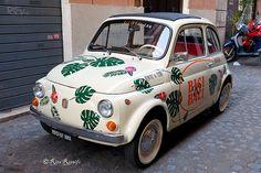 En güzel dekorasyon paylaşımları için Kadinika.com #kadinika #dekorasyon #decoration #woman #women Roma. Monti. Bici & Baci