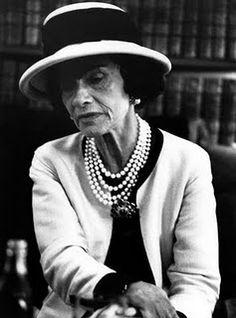 Coco Chanel #CocoChanel Visit espritdegabrielle... | L'héritage de Coco Chanel #espritdegabrielle