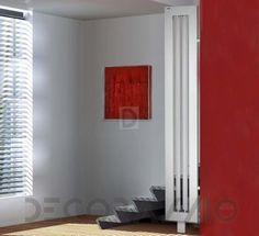 #radiator #design #interior Радиатор Brem Cross-Quar, Ver-Divis 196-24