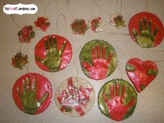 This week FabDaughterand I made salt dough Christmas ornaments for the first time together. It was so much fun that I think we will turn this into a yearly tradition! The ornaments were very eas…
