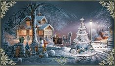 Discover & share this Christmasedit GIF with everyone you know. GIPHY is how you search, share, discover, and create GIFs. Merry Christmas Images, Christmas Past, Christmas Wishes, Christmas Pictures, Vintage Christmas, Christmas Cards, Lollipop Decorations, Just Magic, Thomas Kinkade