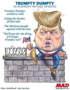 Trump for president?