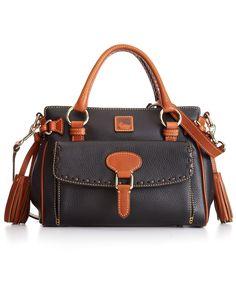Dooney & Bourke Handbag, Dillen II Medium Pocket Satchel - Satchels - Handbags & Accessories - Macy's