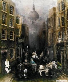 old london town