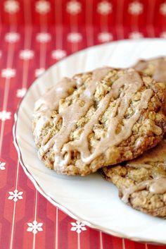 12 Days of Cookies: Coffee Glazed Oatmeal recipe a winner
