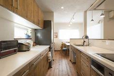 木のぬくもり溢れる明るい空間 #キッチン #igstylehouse #アイジースタイルハウス