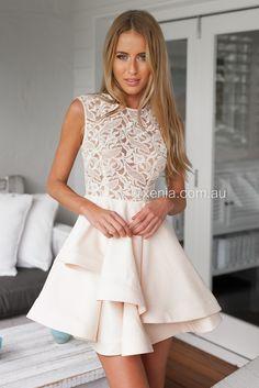 glamorous dresses for less