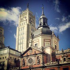 Centro de Madrid ---> Empire State Building, Notre Dame, Instagram Posts, Travel, Viajes, Trips, Tourism, Traveling