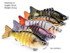 Fishing Bait/Lure Hard from $2.00 Calgary Alberta image 1