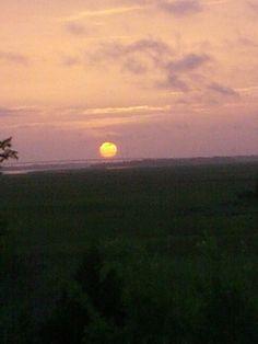 Sunrise Sullivan's Island