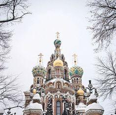 Русский дух: Church of the Savior on Blood, St Petersburg,...