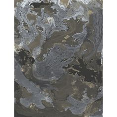 EDISON PANORAMIQUE OBSIDIENNE NOIR : EDISON Marble, Rugs, Walls, Wallpapers, Home Decor, Collection, Innovative Products, Wallpaper, Home
