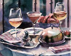 "Check out new work on my @Behance portfolio: ""Parisian Breakfast"" http://be.net/gallery/63606589/Parisian-Breakfast"