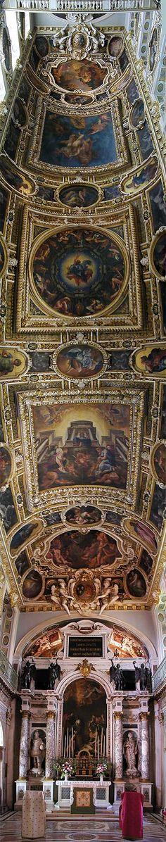 Royal Chapel, Fontainebleau