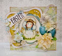 Easter Tilda by justsoducky - Cards and Paper Crafts at Splitcoaststampers