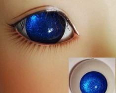 DarkRed GoodQuality thin FlatBack Glass 22MM BJD Eyes for Reborn//NewBorn BJD Do