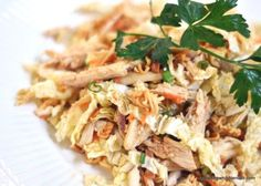 Chinese Chicken & Noodle Salad