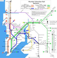mumbai suburban railway map » Path Decorations Pictures | Full Path ...