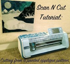 I recently borrowed a Scan N Cut machine from Rebecca at work (I know you arereading this- hello!) with the promise that I'd teach her stuff after I'd used it and learned a bit more. S…
