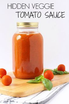 Got a veggie hating family? Try my Hidden Veggie Tomato Sauce, perfect for pastas pizzas and much more! | My Fussy Eater blog