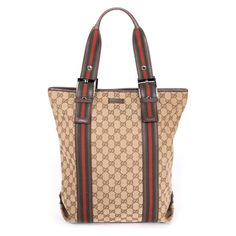 a3634845ac3f86 Shop authentic Gucci GG Canvas Tote at revogue for just USD 499.00