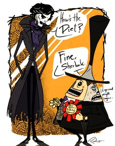 """This """"Nightmare Before Christmas"""" mashup is so very perfect."""