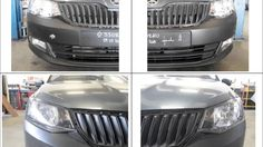 SKODA FABIA εμπρός προφυλακτήρας 10/2014 - Vehicles, Car, Automobile, Autos, Cars, Vehicle, Tools